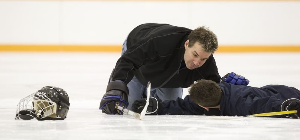 NHL Hockey Concussion