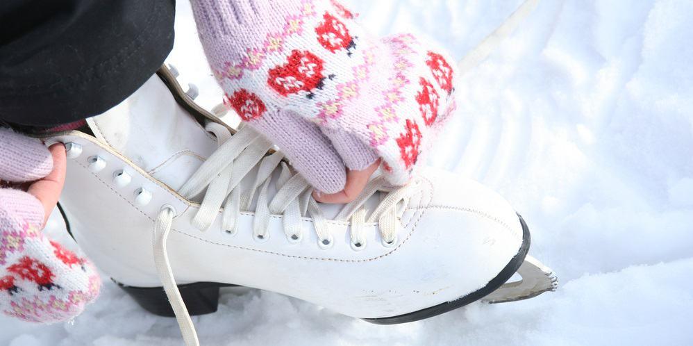 Figure Skates Fit