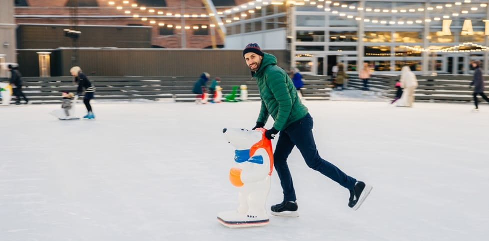 How To Ice Skate Guide