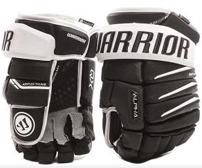 Warrior Alpha QX Hockey Gloves
