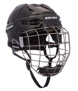 Bauer RE-AKT 95 Hockey Helmet Cage Combo
