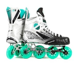 Mission Inhaler FZ-0 Inline Hockey Skates