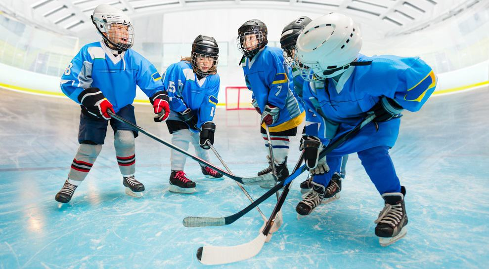 Youth Hockey Sticks vs Junior Hockey Sticks